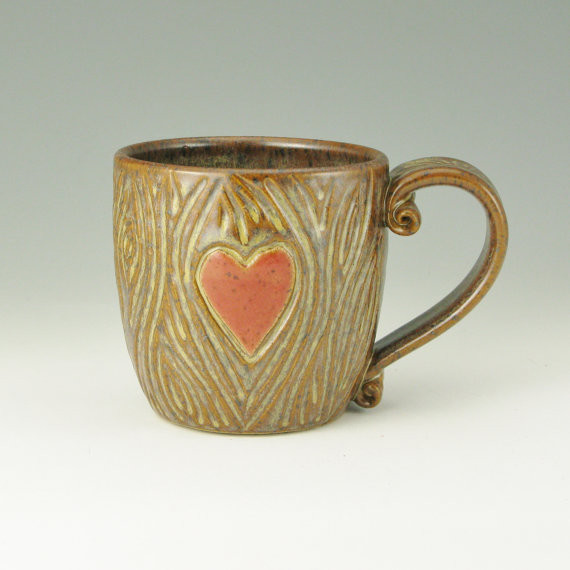 Image of: Pottery Mugs Design