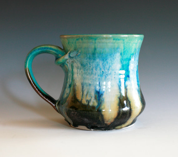 Image of: Pottery Mugs Nice