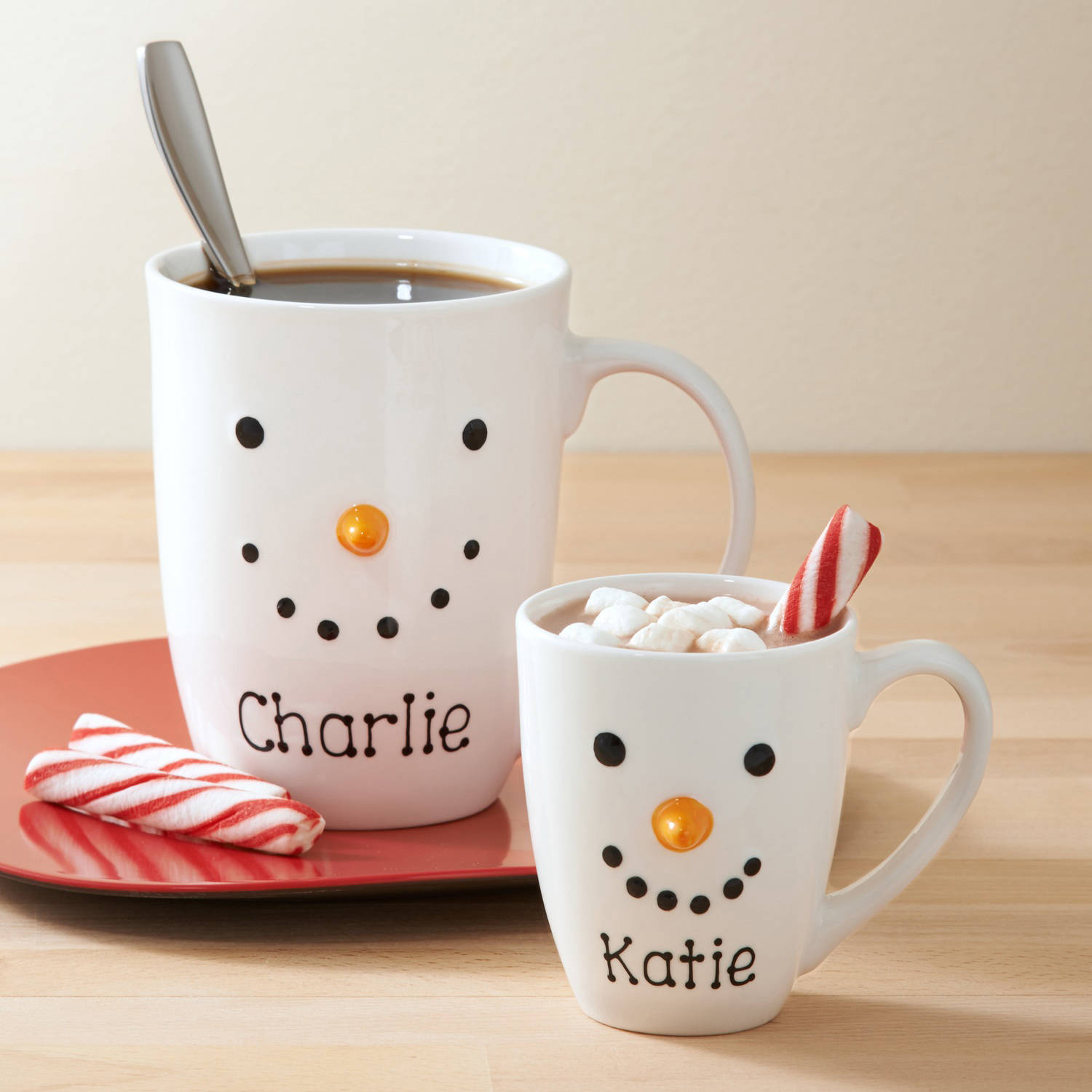 Image of: Product Snowman Coffee Mug