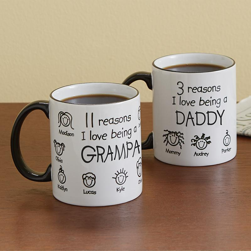 Reasons Customize Mug