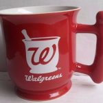Red Walgreens Photo Mug