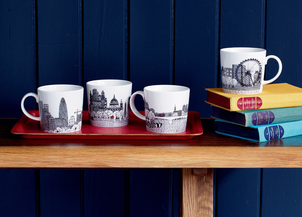 Image of: Royal Doulton Mugs Antique