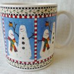 Set Snowman Coffee Mug