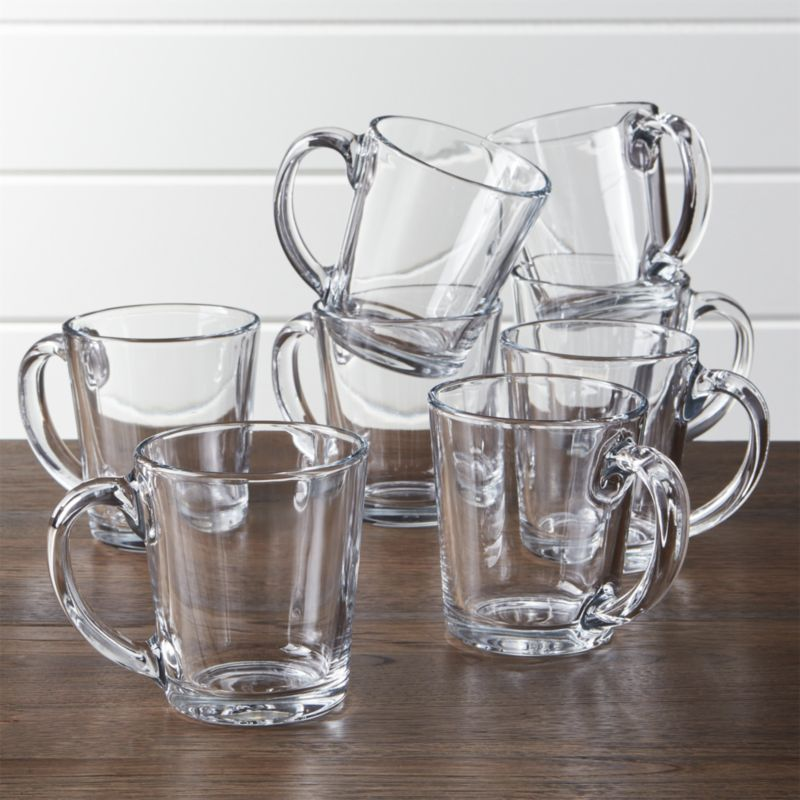Image of: Simple Coffee Mug Sets
