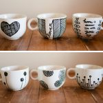 Simple Customizable Mugs Design