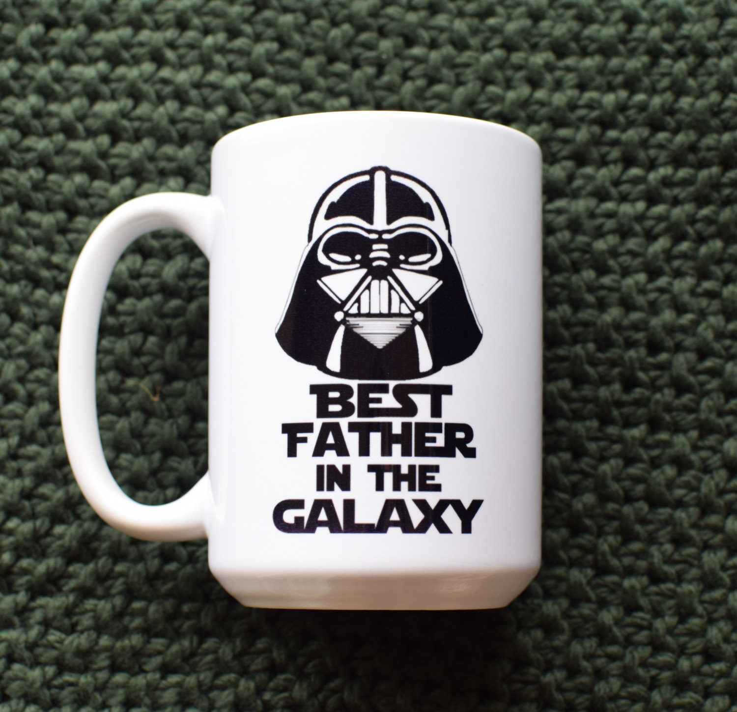 Simple Darth Vader Mug