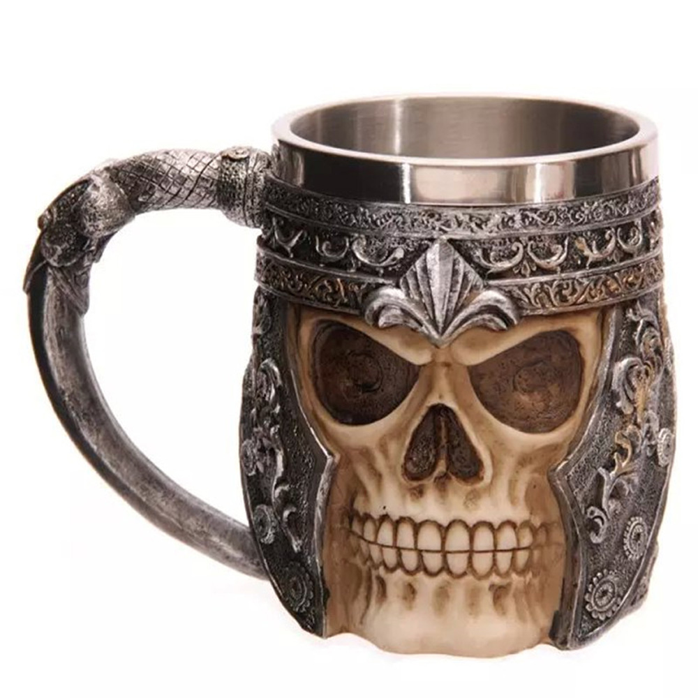 Image of: Skull Mug Themes