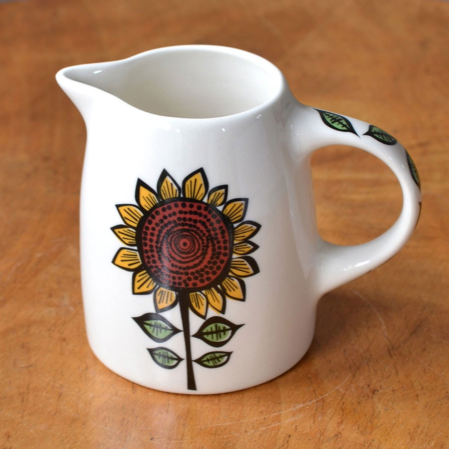 Image of: Small Sunflower Coffee Mug
