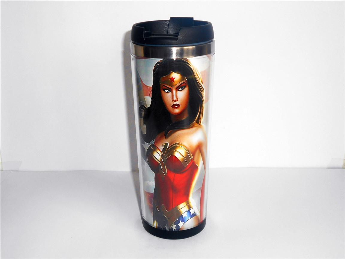 Image of: Small Wonder Woman Mug