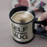 Smart Stainless Steel Coffee Mugs