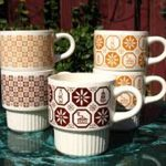 Stackable Coffee Mugs Target