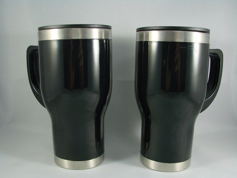 Stainless Heated Travel Mug