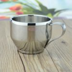 Stainless Steel Coffee Mugs Picture