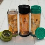 Stainless Steel Tea Infuser Travel Mug