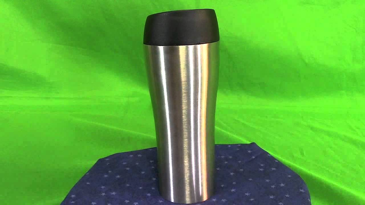 Image of: Stainless Steel Travel Mug Designs