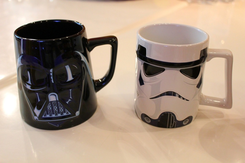 Image of: Star Wars Mugs Barnes and Noble