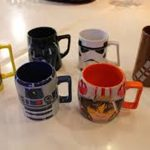 Star Wars Mugs Disney Store