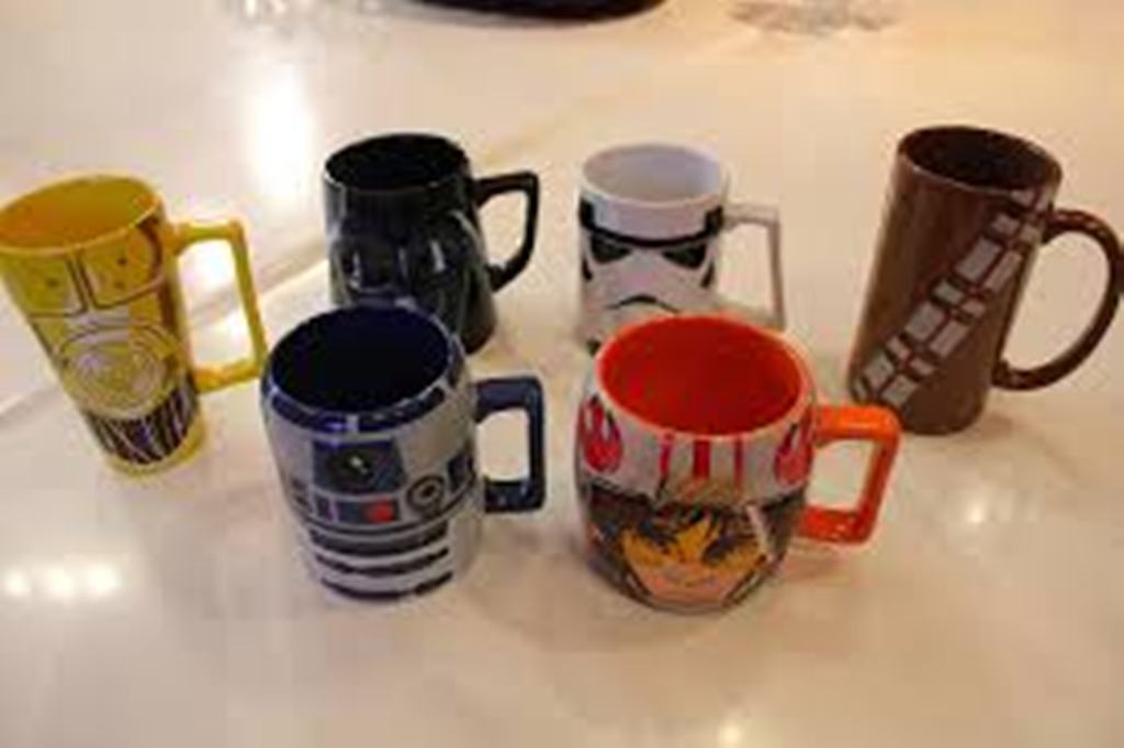 Image of: Star Wars Mugs Disney Store