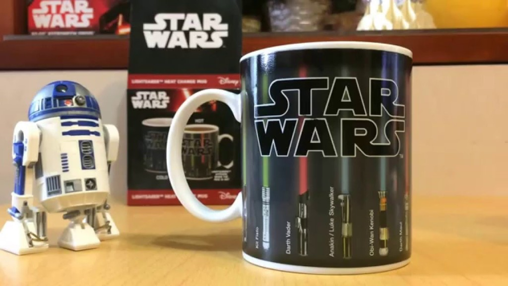 Image of: Star Wars Mugs Hot Chocolate