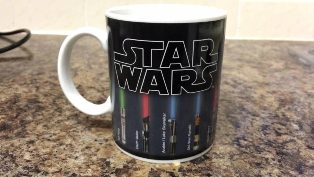 Image of: Star Wars Mugs I Love You