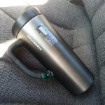 Starbuck Thermos Travel Mug With Handle