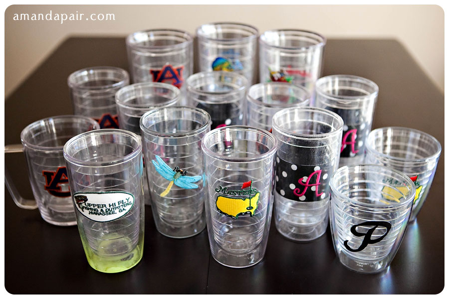 Image of: Tervis Mug Shapes