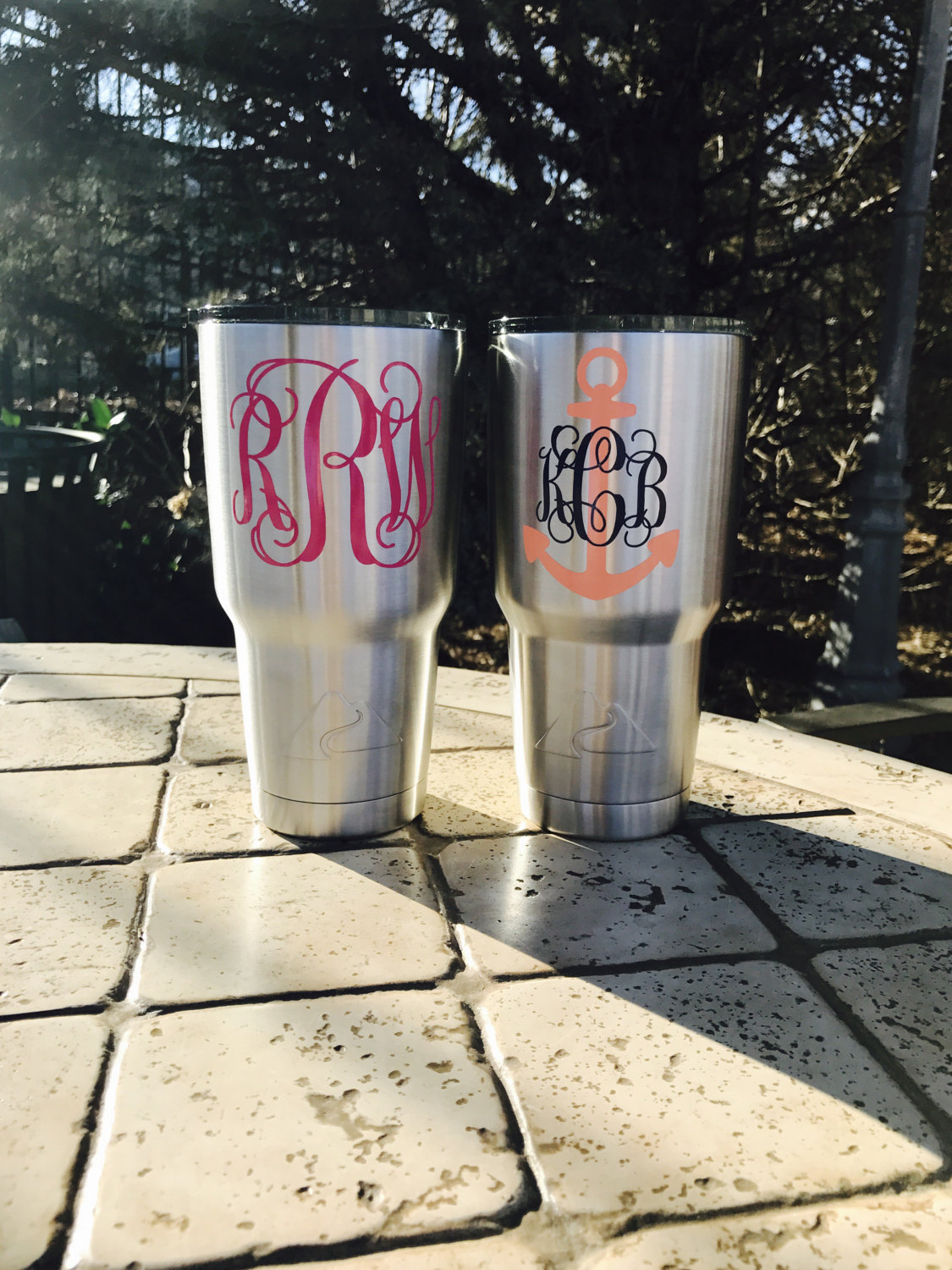 Image of: Tervis Mugs Material