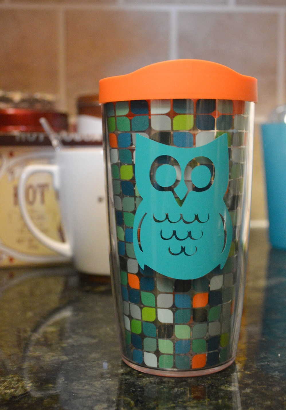 Image of: Tervis Mugs Monogrammed