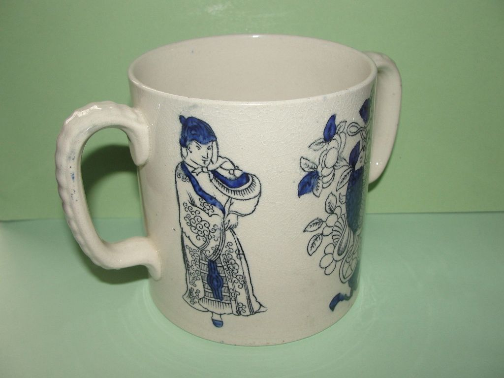Image of: The Old Pottery Company Mug Brownie