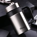 Thermo Stainless Steel Coffee Mugs