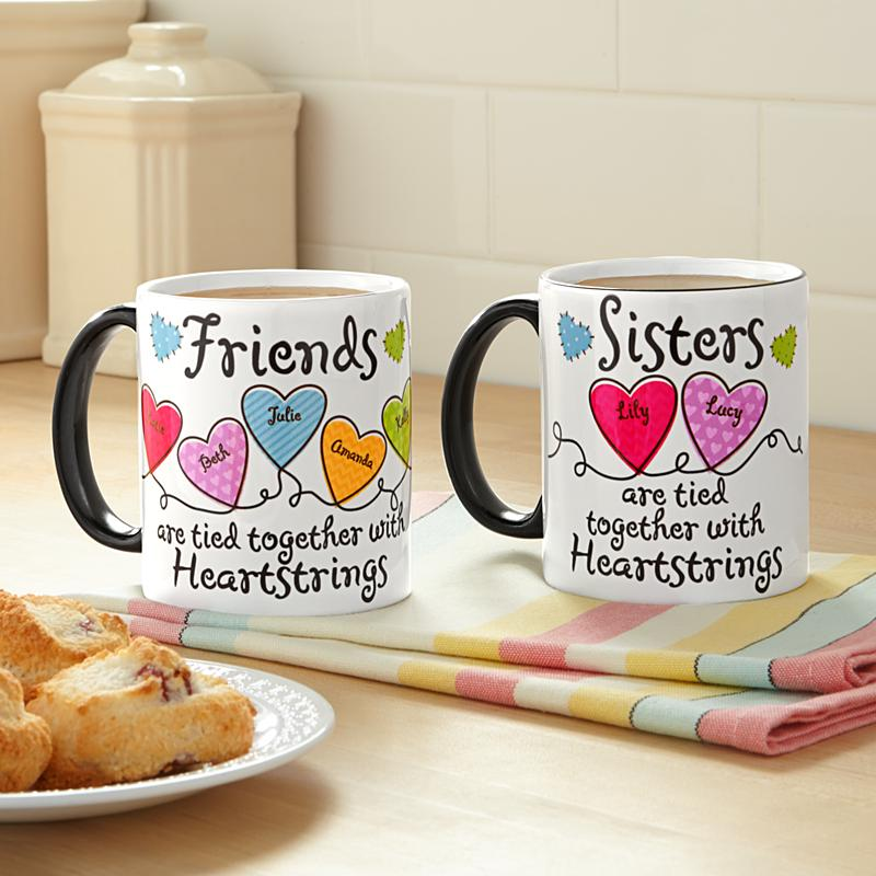 Tied Customizable Mugs
