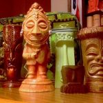 Tiki Mugs Blown