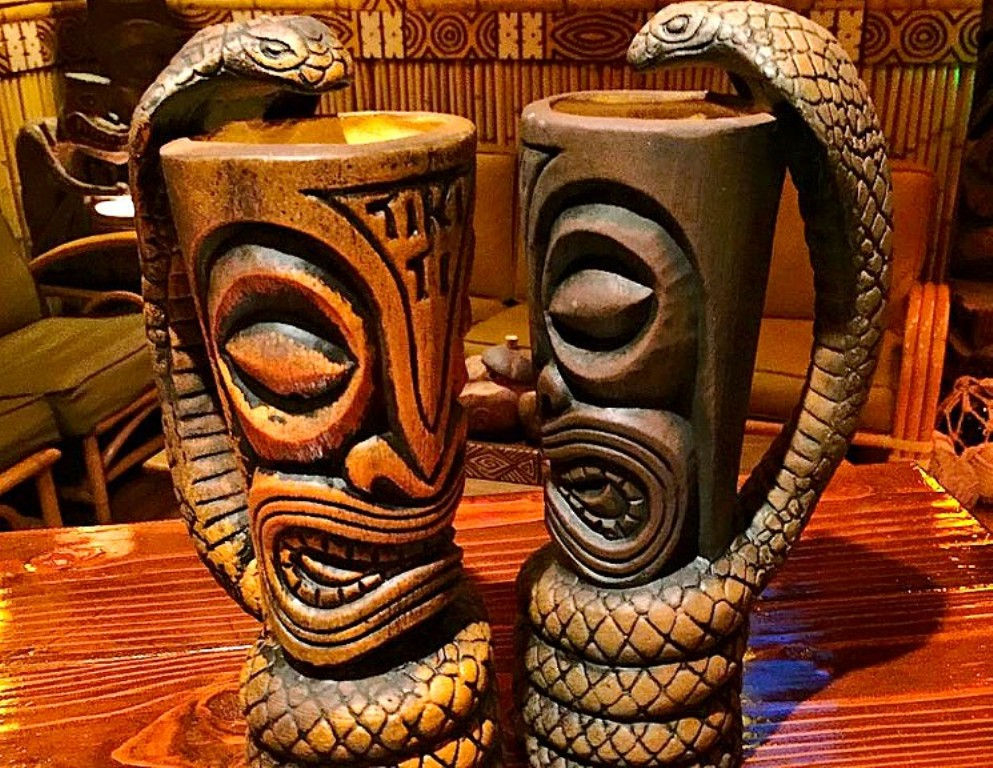 Image of: Tiki Mugs Book