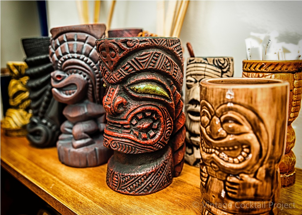 Image of: Tiki Mugs History