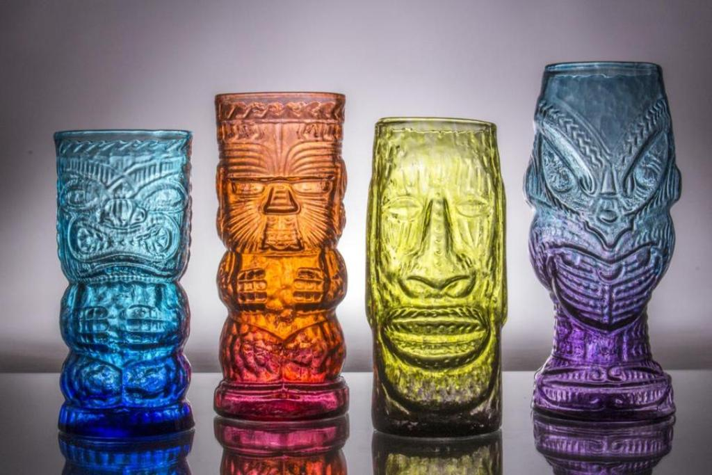 Image of: Tiki Mugs In New Orleans