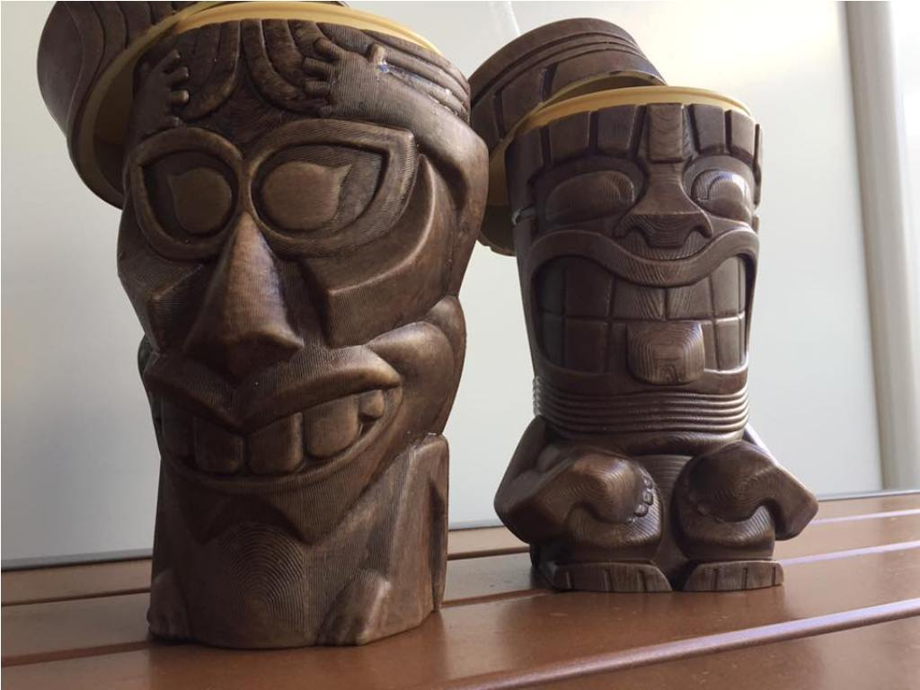 Image of: Tiki Mugs Wholesale