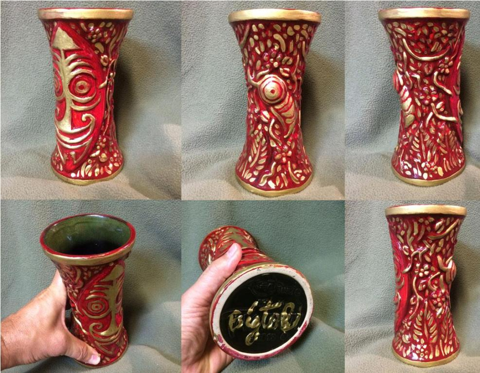 Image of: Tiki Mugs and Glasses by Libbey