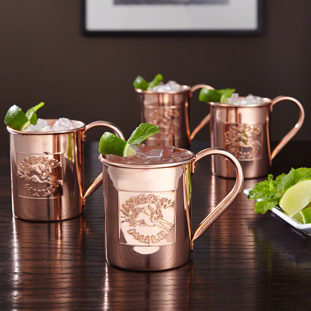 Image of: Top Authentic Moscow Mule Mugs