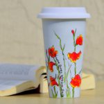 Top Ceramic Travel Mug
