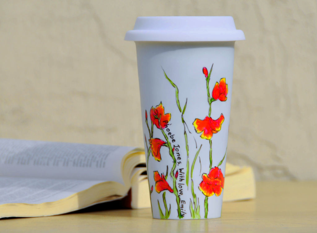 Image of: Top Ceramic Travel Mug