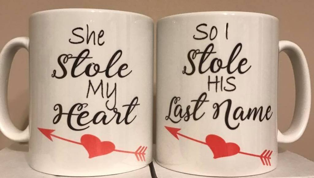 Image of: Unique Bridesmaid Mug