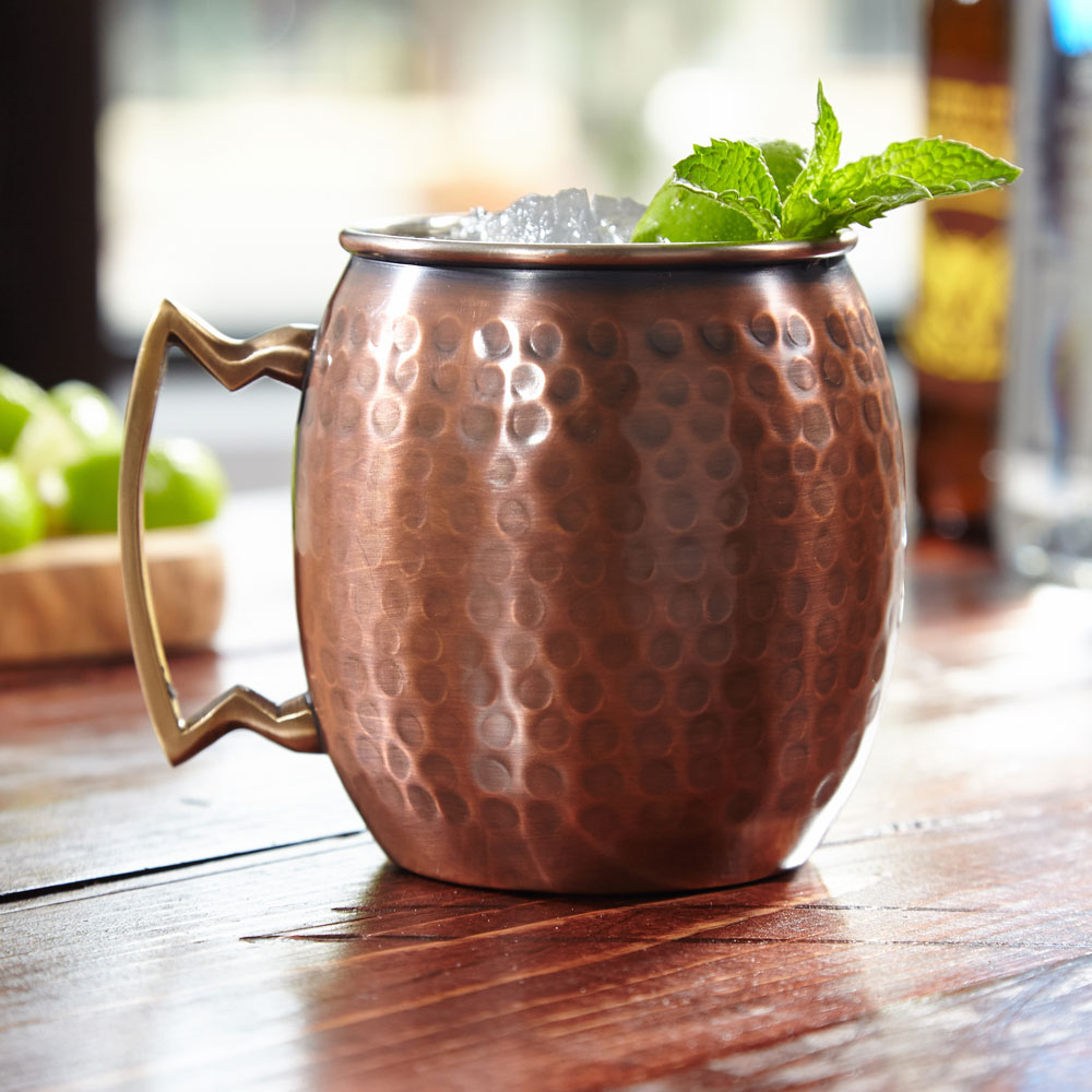 Vintage Copper Mule Mugs