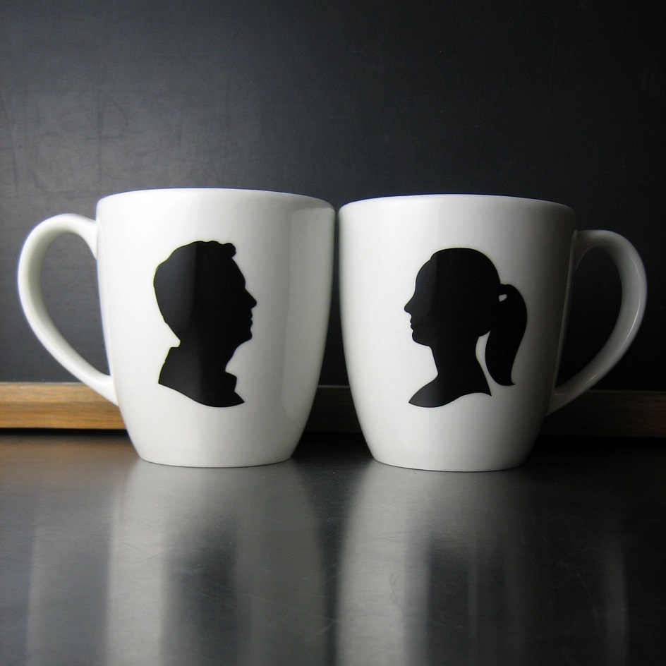 Image of: Walgreens Custom Mugs Couple