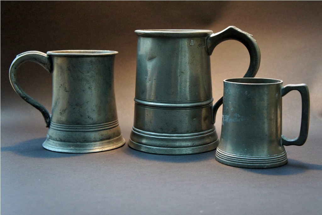 Image of: What Is a Pewter Mug