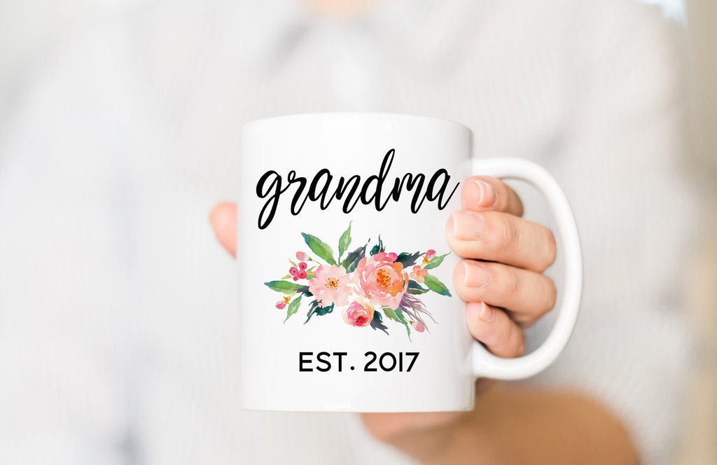 Image of: Where to Buy a Grandma Mug