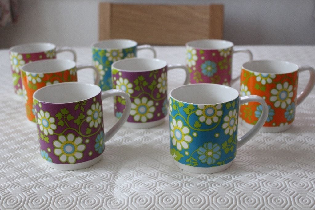 Wonderful Stackable Mugs