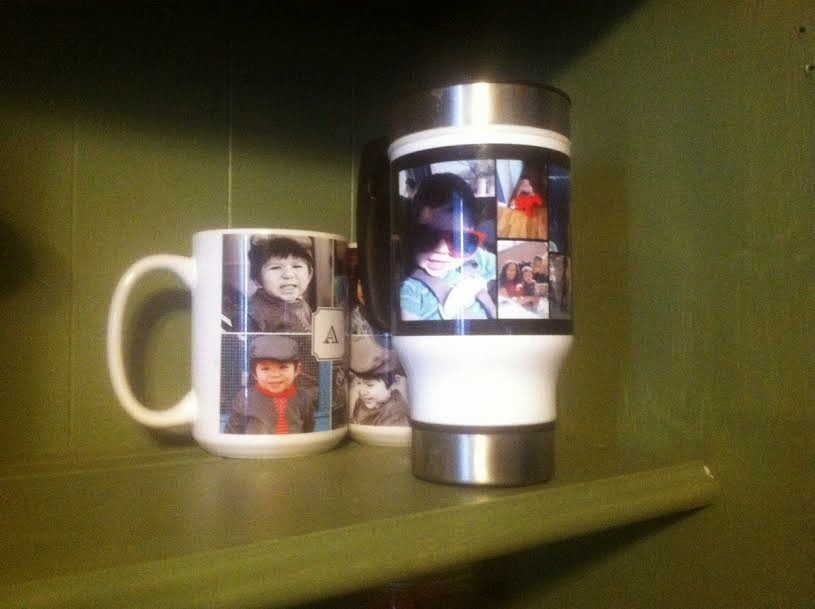 Image of: Wonderful Walgreens Photo Mug