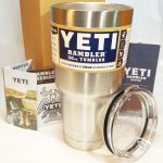 Yeti Coffee Mug Stainless Steel