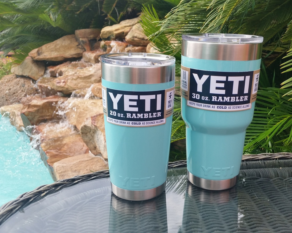 Image of: Yeti Mug Decals