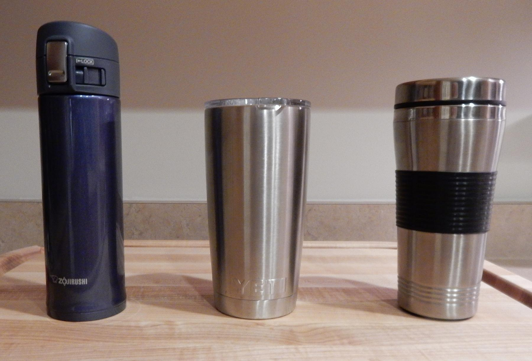 Image of: Zojirushi Travel Mug Set